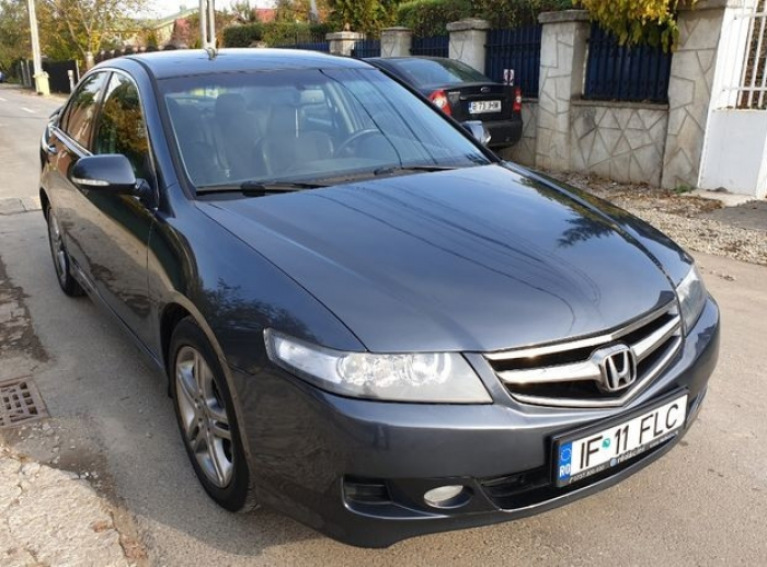 Honda Accord VII 2.2 i-CTDi (140 Hp)